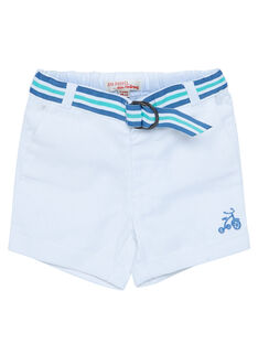 White Bermuda JUPOEBER / 20SG10G1BER000