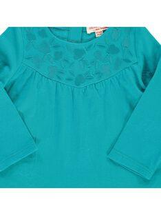 Baby girls' long-sleeved T-shirt CIJOTEE6A / 18SG09R6TML202
