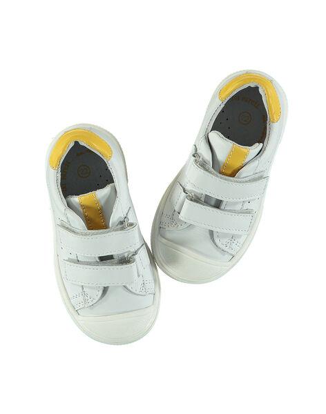 White Sneakers FBGBASYEL / 19SK3841D3F000