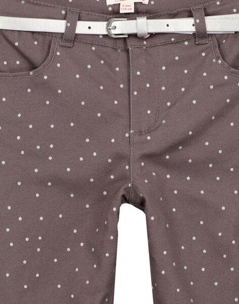 Grey pants GABLAPANT2 / 19W901S1PANJ912