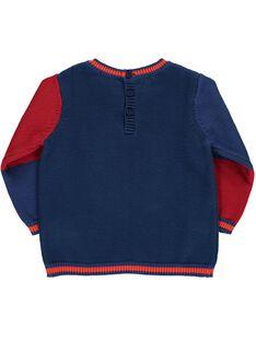 Baby boys' sweater CUDEPUL / 18SG10F1PUL070