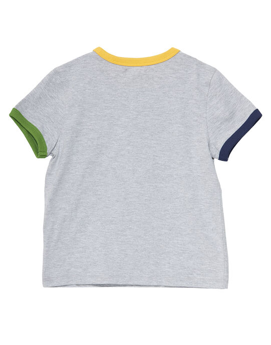 Grey T-shirt JOTROTI3 / 20S902F3TMCJ920
