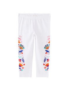White Leggings JYAMARLEG / 20SI01P1CAL000