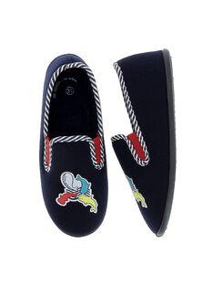 Navy Slippers CGSGBALE / 18SK36X5D0B070
