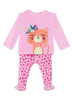 Pink Pajamas JEFIPYJTIG / 20SH13C1PYJD301