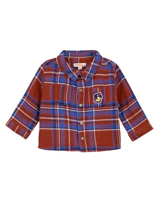 Light orange Shirt GUSANCHEM / 19WG10C1CHM406