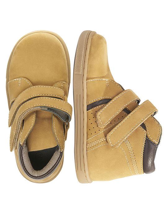 Light brown Sneakers GGBASBOOT / 19WK36I7D3F804