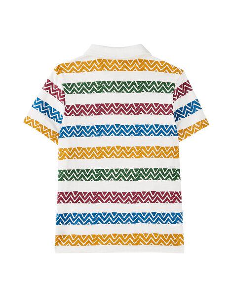Off white Polo shirt JODUPOL / 20S902O1POL001