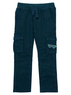 Navy pants JOCLOPAN2 / 20S90212PAN715