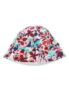 Baby girls' hat CYIDECHA / 18SI09F1CHA099