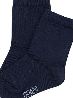 Navy Socks JYUESCHO1 / 20SI1061SOQ713