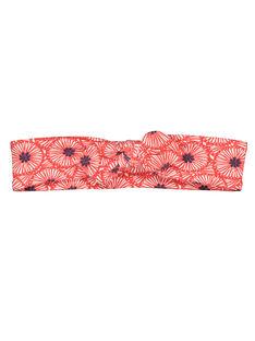 Baby girls' printed headband FYITOBAN / 19SI09L1BAN330
