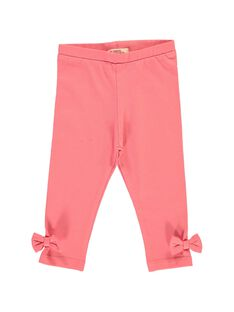 Baby girls' leggings CYIJOLEG2 / 18SI09R2CAL404