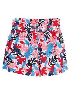 White Shorts JACEASHORT2 / 20S901N1SHO000