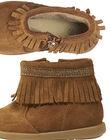 Light brown Boots GBFBOOTINDC / 19WK37X2D0D804
