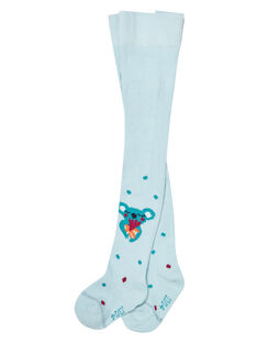 Ice blue Tights JYICLOCOL / 20SI0911COL219