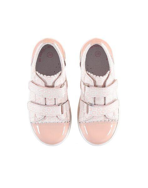 Pale rose Sneakers JFBASPINK / 20SK35Y3D3F301