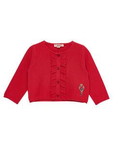 Red Cardigan JICEACAR / 20SG09N1CARF506