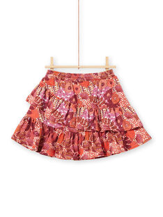 Salsa skirt with integrated shorts LATERJUP1 / 21S901V1JUP001