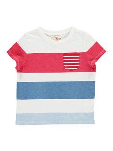White T-shirt FOTOTI1 / 19S902L1TMC000