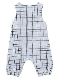 Grey Overalls JOU1SAL1 / 20SF04J1SALJ906