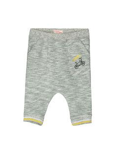 Baby boys' jogging bottoms FULIBAJOG / 19SG1023PAN099