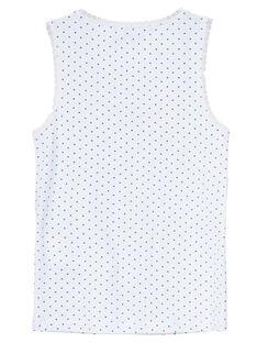 White Underwear JEFADELFRU / 20SH1131HLI000
