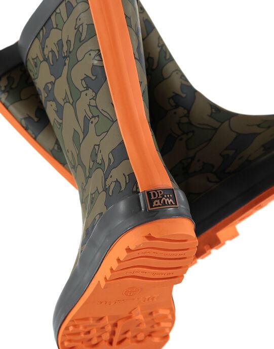 Kaki Rain boots GGBPOURS / 19WK36G3D0C604