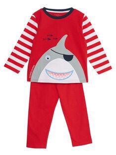 Red Pajamas JEGOPYJMAR / 20SH1226PYJ505