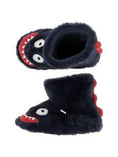 Boy's boot slippers DGBOTDIN / 18WK36W1D3KC218