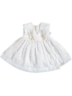 White Dress JIPOEROB1 / 20SG09G2ROB000