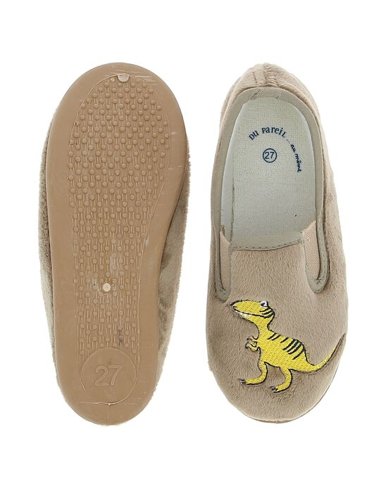 Boys' slip-on slippers DGSGDINO / 18WK36W5D0B803