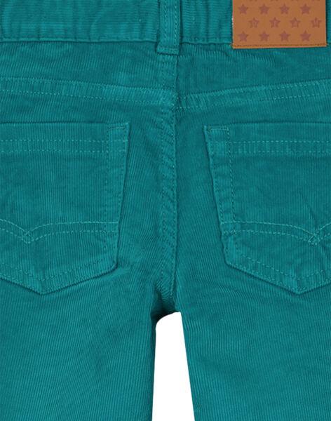 Green Pants GOJOPAVEL5 / 19W902L2D2BG617