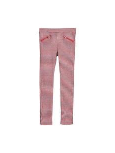 Multicolor pants FACOPANT / 19S90181PAN099