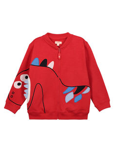 Red Waistcoat FOTOGIL / 19S902L1GILF505