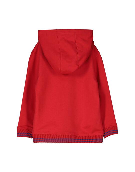Red Sweat Shirt FOCOSWE / 19S90281SWEF505