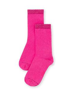 Pink SOCKS KYAJOSCHO1 / 20WI0151SOQD320