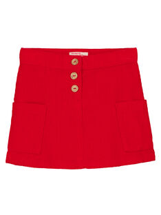 Red Skirt GASANJUP2 / 19W901C2JUP050