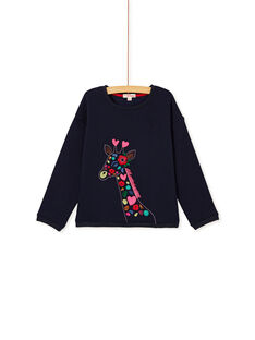Navy SWEAT SHIRT KARESWEA / 20W901G1SWE070