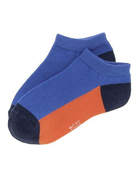 Boys' ankle socks CYOJOCHO10B / 18SI02S8SOQC209