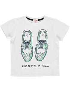 White T-shirt COCETI / 18S902M1TMC000