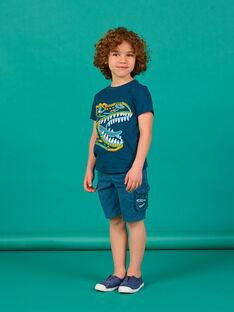 T-shirt child boy LOVERTI6 / 21S902Q6TMC622
