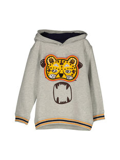 Grey Sweat Shirt FOBASWE1 / 19S90261SWMJ908