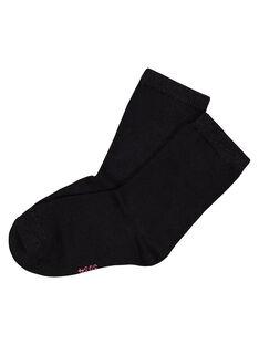 Black Socks GYAESCHO5 / 19WI01U1SOQ090