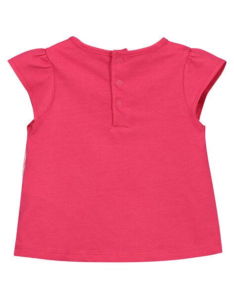 Baby girls' fancy T-shirt FIJOTI6 / 19SG09G1TMC304