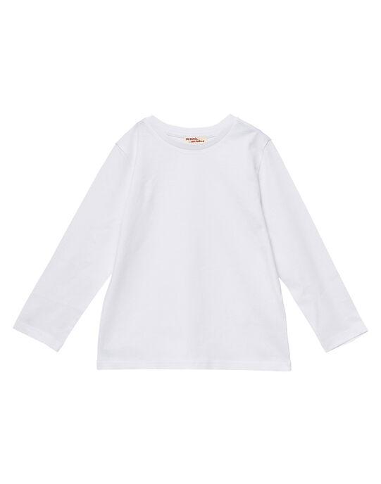 White Longsleeve T-SHIRT JOESTEE1 / 20S90262D32000