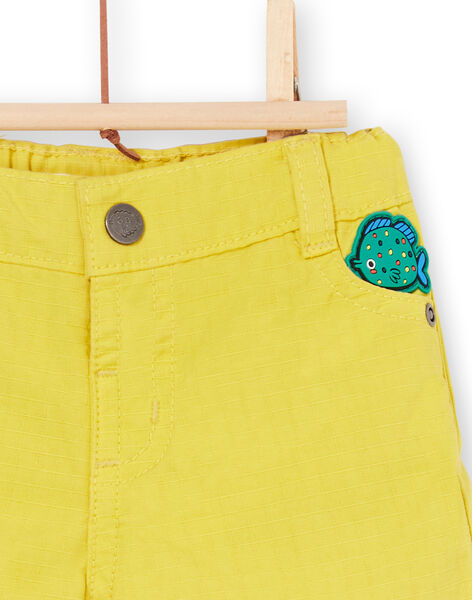 Light yellow BERMUDA LUVIBER2 / 21SG10U3BERB115