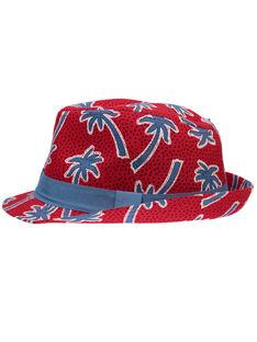 Boys' hat FYOTOCHA / 19SI02L1CHAF505
