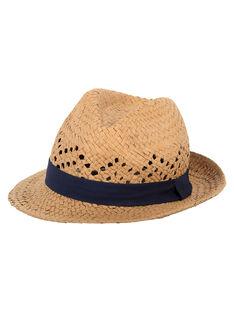 Boys' Panama hat FYOTUCHA / 19SI02F1CHAI811