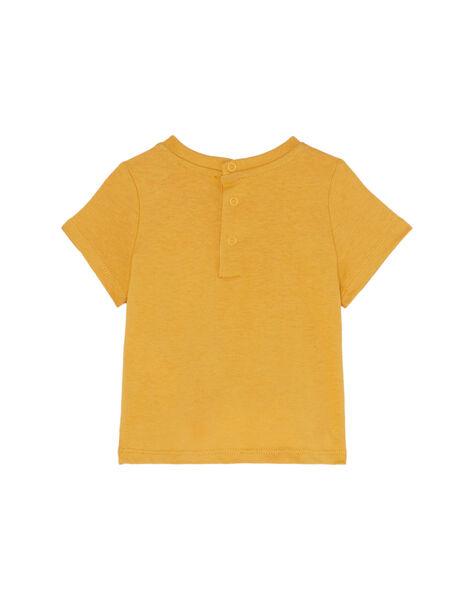 Light brown T-shirt JUDUTI1 / 20SG10O1TMC804